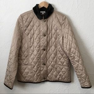 Charter Club Quilted Puffy Coat